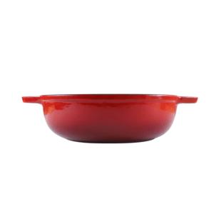 160-041 - red casserole dish 5