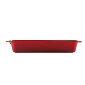 160-081 - red dish 1