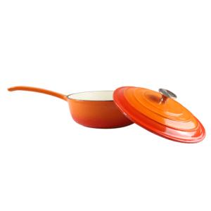 160-140 - orange sauce pan 1