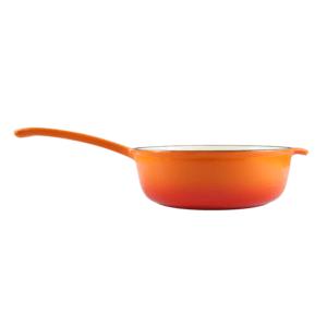 160-140 - orange sauce pan 5