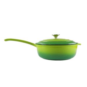 160-142 - green sauce pan 2