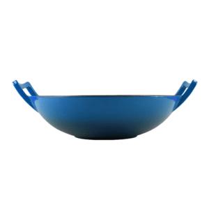 160-153 - blue wok front shot