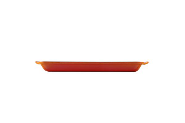 Chef Grill Plate Orange