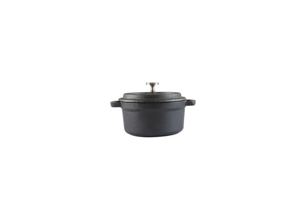 Chef Round Ramekin Black