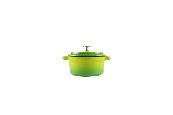 Chef Round Ramekin Green