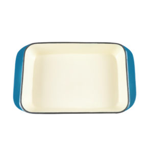 Chef Rectangular Dish Blue_2