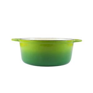 Chef Round Casserole Green_5