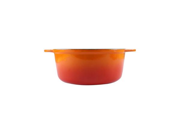 Chef Round Casserole Orange_5