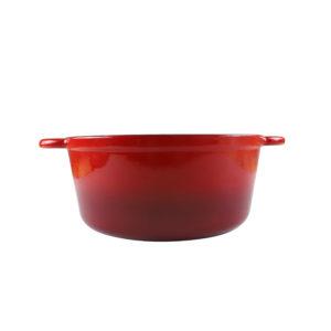 Chef Round Casserole Red_5