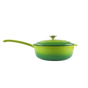 Chef Sauce Pan Green