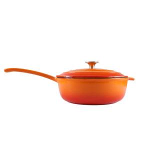 Chef Sauce Pan Orange